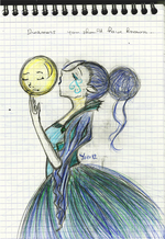 dreamer dessin traditionnel