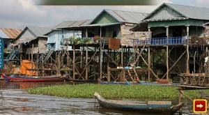 Jouer à Floating village escape
