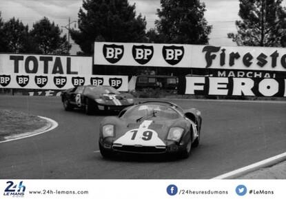 1966 : première victoire Ford aux 24 Heures du Mans et aux 12 Heures de Sebring