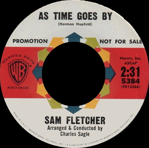 "Sam Fletcher : CD "" The Metro, Cub, RCA Victor & Warner Bros. Singles 1959-1963 "" SB Records DP 100 [ FR ]"