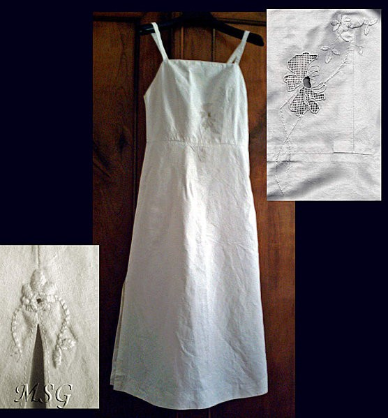 Robe années 70