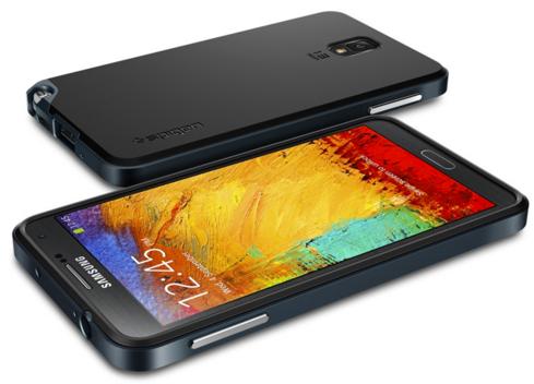 Spigen Neo Hybrid pour Galaxy Note 3 : une protection vraiment au top !
