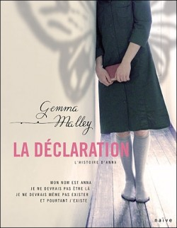 La Déclaration, l'histoire d'Anna