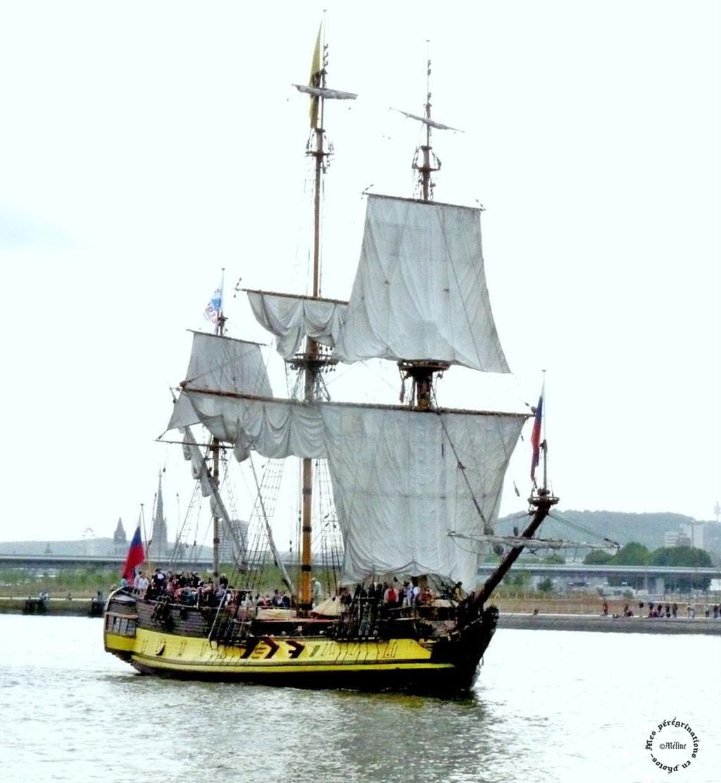 L'Armada des Voiliers et des hommes - ROUEN (11)