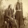 A Cheyenne couple. ca. 1890. Photo by C.C. Stotz, El Reno, Oklahoma.jpg