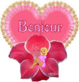 "Echange ""coeur"" chez Manou"
