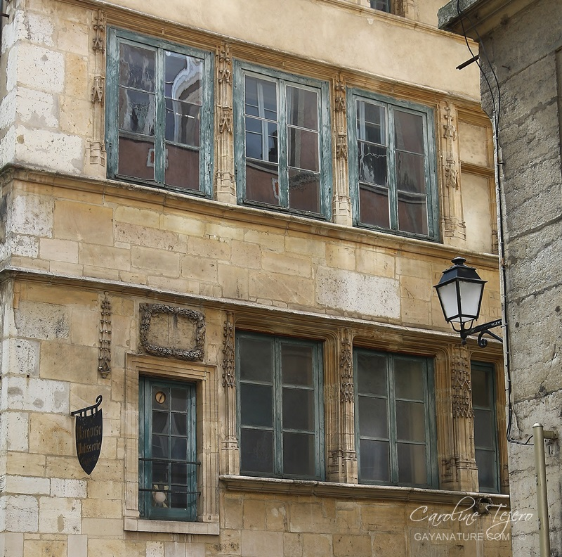 Lyon, quartier St-Jean, Rhône