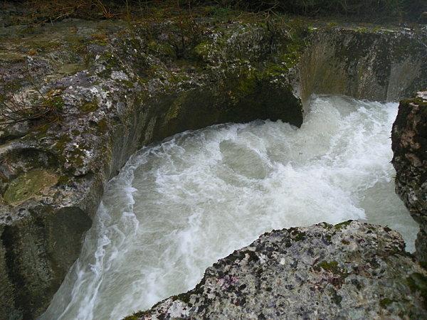 Gorges de Thurignin