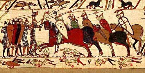Tapisserie De Bayeux Histoire Des Arts