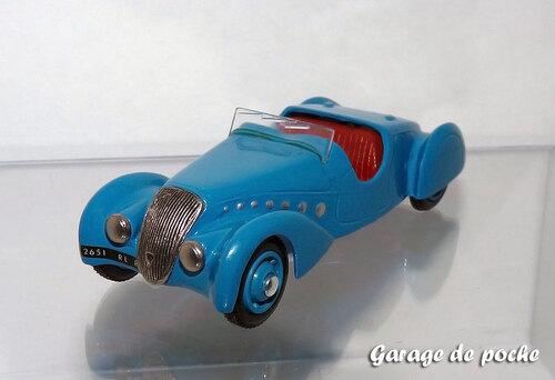 Peugeot 402 Darl'Mat 1938