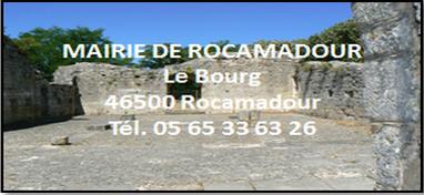 Mairie de Rocamadour