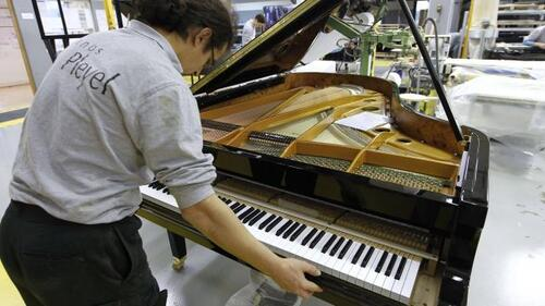 La fin des pianos Pleyel
