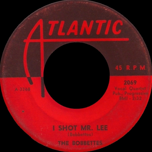 "The Bobbettes : CD "" Mr. Lee - 1957-1962 "" Soul Bag Records DP 29 [ FR ]"