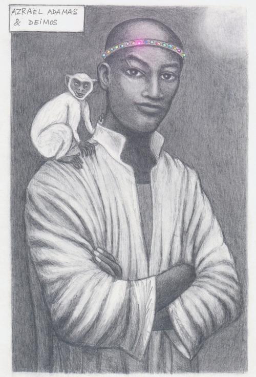 Azraël Adamas