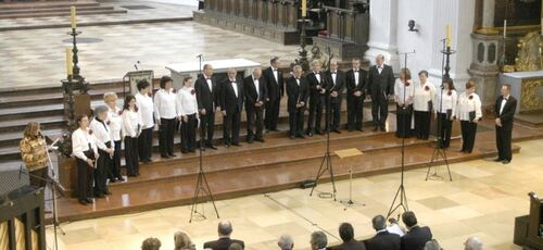 Schola Cantorum et Raffaele Puccianti