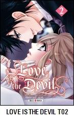 Chroniques - Love is the Devil