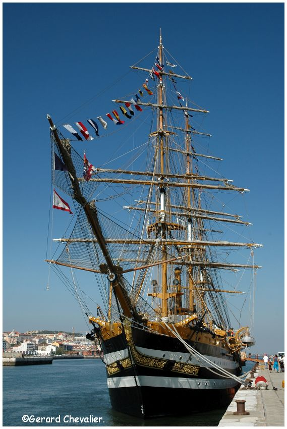 Tall Ships' Races 2006 - # 3 - Lisboa.