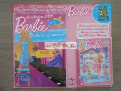 N° 1 Collection DVD Barbie - Test