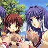 ryou, nagisa et kyou