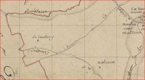 Le chemin de Bressuire à Fontenay (1)