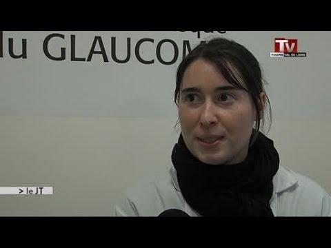 Dépistage du glaucome à Tours