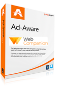 Ad-Aware Web Compagnion Pro - Licence gratuite