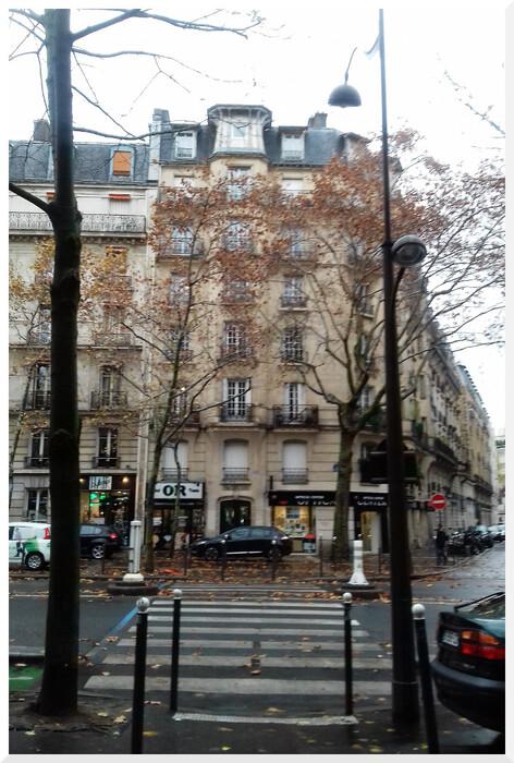 Avenue Daumesnil. Paris 12ème arrondissement.