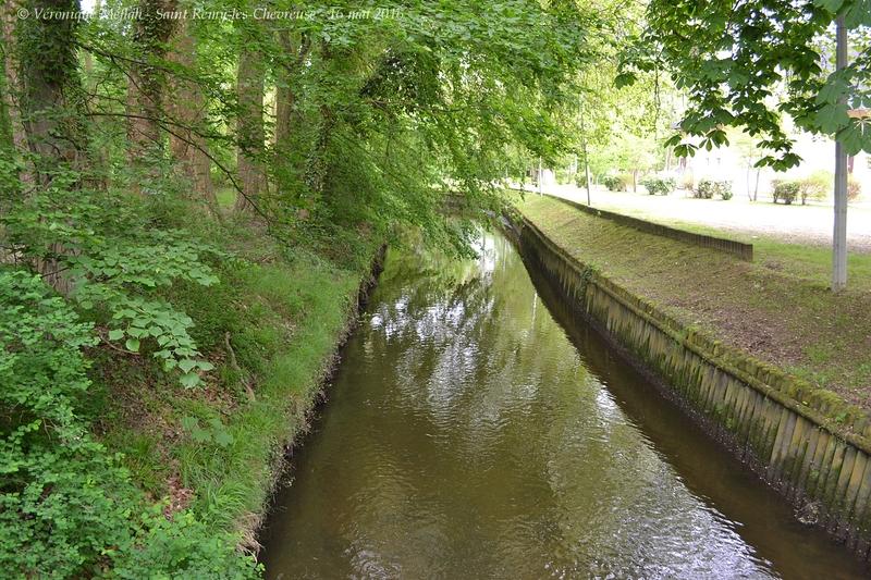 Saint-Rémy-lès-Chevreuse : Le lavoir