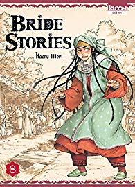 Manga - Bride Stories, tome 8 et 9