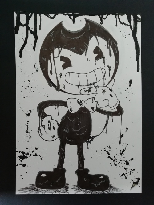 Bendy and the ink machine #1