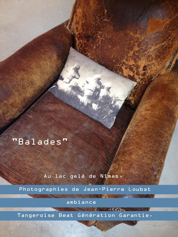 Exposition Loubat Jean-Pierre- PHOTO AMBIANCE BEAT GÉNÉRATION TANGÉROISE