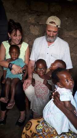 PORTRAITS DE RENCONTRES AU RWANDA