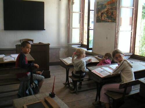 classe reconstituée Quitteur