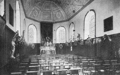 Les Sœurs de l'Union au Sacré-Cœur d'Hougaerde (Hoegaarden)