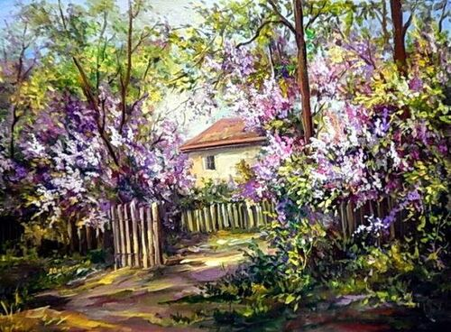 Maisons et jardins