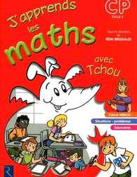 J'apprends les maths avec Tchou CP : documents