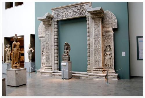 Paris. Musée Guimet.
