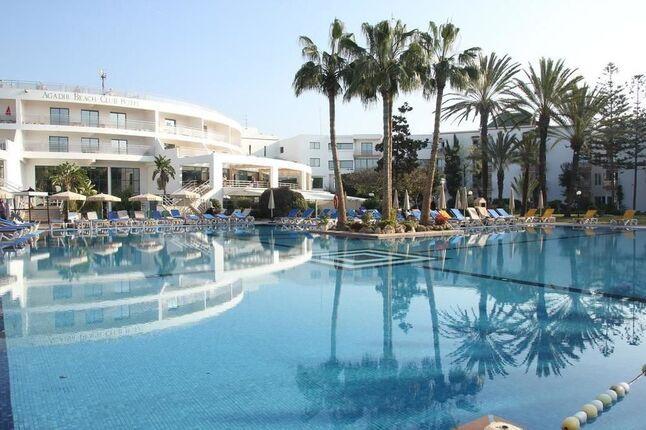 le lti-Agadir Beach Club Agadir 4 etoiles A