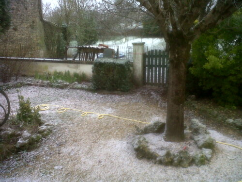 Tombe la neige!