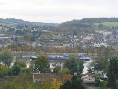 Les coteaux de la Seine