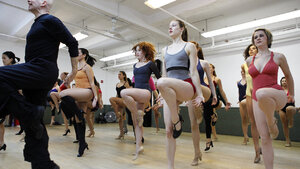dance ballet class auditions rockettes