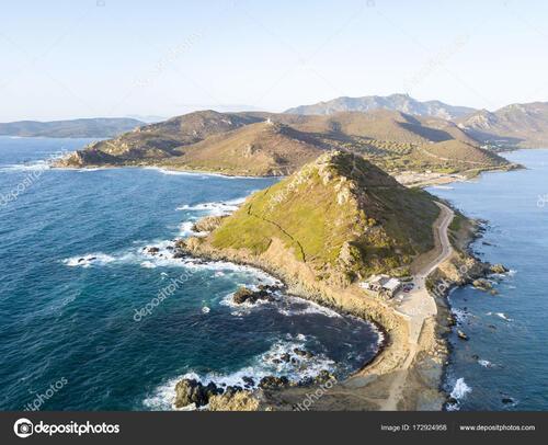 CORSE. Corsica Drone, Showreel 2015  (Voyages)