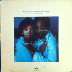 Jerry Butler & Brenda Lee Eager - The Love We Have - Complete LP
