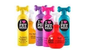 Shampoing I pet head
