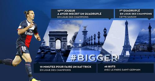 23 Octobre 2013 - Anderlecht 0-5 Paris SG