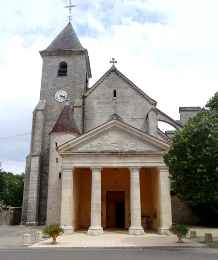 L'église de Minot