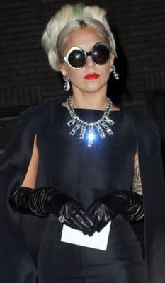 GaGa dans New York City