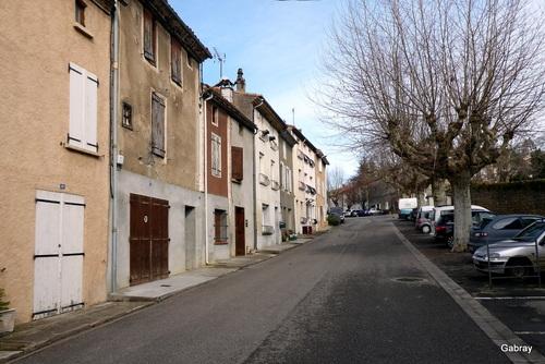Belpech: le village