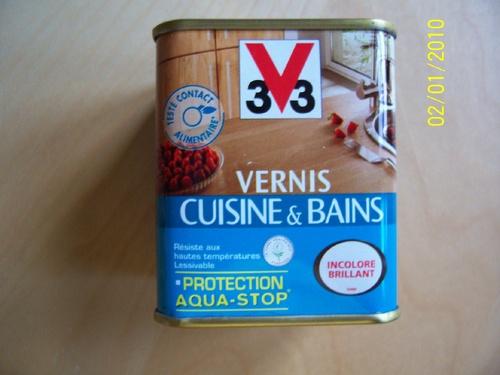 Vernis (aqua stop)