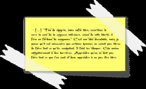 À Fleur De Peau T2 - Acceptation - Résolution - Allan WIlliam